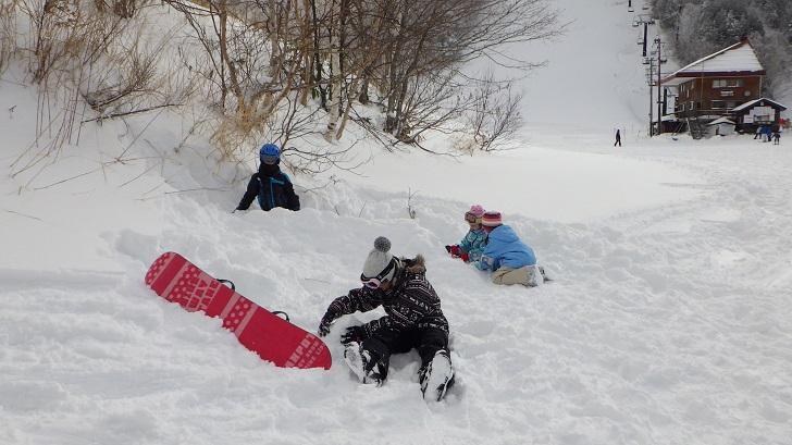 スノーボードサークルナッツベリー